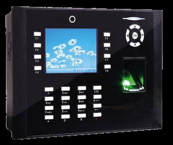 Biometryczny czytnik linii papilarnych iClock680